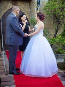 Mr and Mrs Andy and Emma Rahman - we couldn't wipe the smiles off their faces, they were so deliriously happy <3