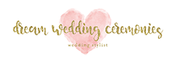 dream wedding ceremonies logo