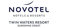 novotel twin waters logo