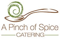 a pinch of spice logo