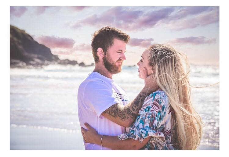 The Northern Rivers heart beats for terminally ill groom to be.