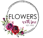 flowers with love logo
